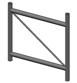 Tower Stand-Off Mounting Brackets